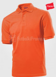 Muzhskie-polo-Hanes-Beefy-Polo-orangevie