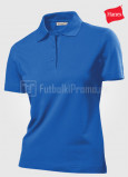 Zhenskie-polo-Hanes-Top-Polo-women-sinie