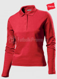 Zhenskie-polo-Hanes-Polo-Long-Sleeve-krasnie