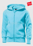 Detskie-tolstovki-Hanes-Junior-Hooded-Jacket-nebesniy