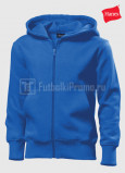 Detskie-tolstovki-Hanes-Junior-Hooded-Jacket-sinaya