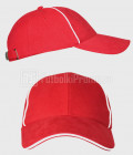 Plotnye-baseball-LD-CAP-370C-red