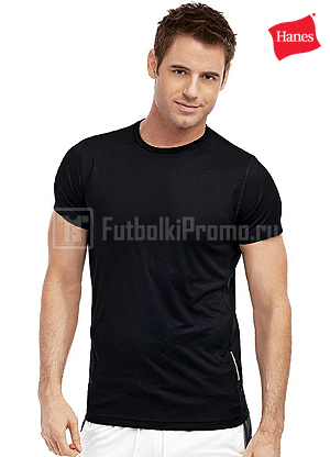 Мужские футболки Hanes - Cool-DRI Performance Crew Neck (7790)