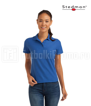 поло женские Stedman - Polo Women 65% polyester / 35% cotton