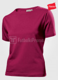 Zhenskie-futbolki-Hanes-Top-T-women-bordovie
